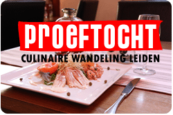 De Proeftocht, een culinaire bierwandeling